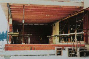 clubheim ausbau